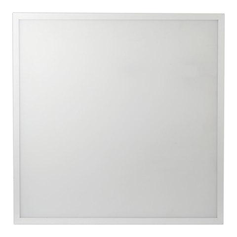 Панель светодиодная потолочная ЭРА, 595x595x8, 40 Вт, 6500 K, 2800 Лм, БЕЗ БЛОКА ПИТАНИЯ, белая, Б0026958