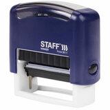 """Штамп стандартный STAFF """"ОПЛАЧЕНО"""", оттиск 38х14 мм, """"Printer 9011T"""", 237421"""