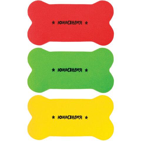 """Прищепки декоративные """"Забавные животные"""", 10 штук, 3,5 см, ассорти, со шпагатом, ОСТРОВ СОКРОВИЩ, 662672"""