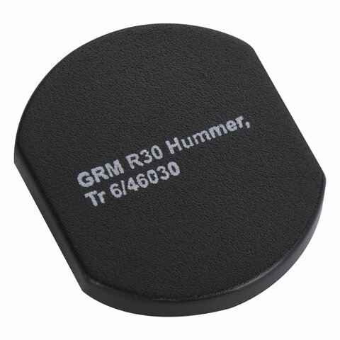 Подушка сменная для печатей ДИАМЕТРОМ 30 мм, синяя, для GRM 46030, 171000010