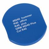 Подушка сменная ДИАМЕТР 40 мм, для GRM R40Plus, Office, Hummer ColopPrinter R40, фиолетовая, 171100100