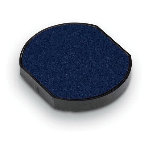 Подушка сменная для печатей ДИАМЕТРОМ 42мм,для TRODAT IDEAL 46042, синяя, арт. 6/46042, ш/к 54373, 125437
