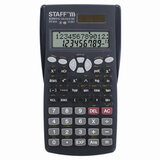 Калькулятор инженерный двухстрочный STAFF STF-810 (181х85 мм), 240 функций, 10+2 разрядов, двойное питание, 250280