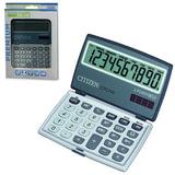 Калькулятор карманный CITIZEN CTC-110WB (106x63 мм) 10 разрядов, двойное питание