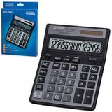 Калькулятор настольный CITIZEN SDC-760N (204x158 мм), 16 разрядов, двойное питание