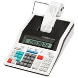 Калькулятор CITIZEN печатающий 350-DPA, 14 разрядов, 332х225 мм (бумажный ролик 110364, картридж 250220), 350-DPА