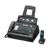 Факс лазерный PANASONIC KX-FLC418 RU, обычная бумага 80 г/м<sup>2</sup>, А4, АОН, автоответчик DECT
