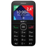 "Телефон мобильный ALCATEL One Touch 2008G, SIM, 2,4"", MicroSD, черный, 2008G-3EALRU1"
