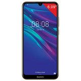 "Смартфон HUAWEI Y6 2019, 2 SIM, 6,09"", 4G (LTE), 8/13 Мп, 32 ГБ, microSD, янтарный, пластик, 51093KWT"