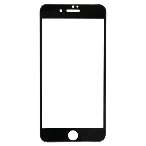 Защитное стекло для iPhone 7/8 Full Screen (3D), RED LINE, черный, УТ000014072