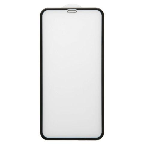 Защитное стекло для iPhone XR Full Screen(3D) FULL GLUE, RED LINE, черный, УТ000016082