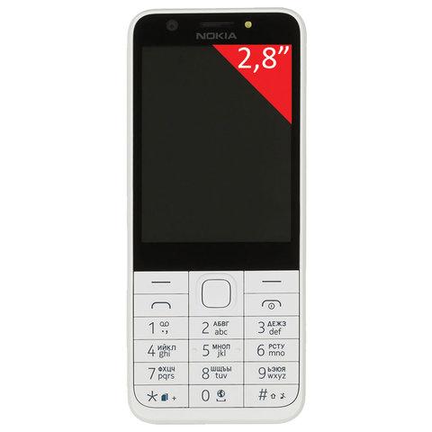 Телефон мобильный NOKIA 230 RM-1172, 2 SIM, 2,8