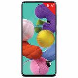 """Смартфон SAMSUNG GalaxyA51, 2 SIM, 6,5"""", 4G (LTE), 32/48 + 12 + 5 + 5, 64 ГБ, черный, пластик, SM-A515FZKMSER"""