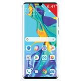 """Смартфон HUAWEI P30 pro, 2 SIM, 6,47"""",4G (LTE), 32/40 + 20 + 8 Мп, 256 ГБ, северное сияние, металл, 51093NCF"""