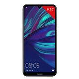 """Смартфон HUAWEI Y7 2019, 2 SIM, 6,26"""", 4G (LTE), 13/8 + 2 Мп, 32 ГБ, черный, пластик, DUB-LX1"""