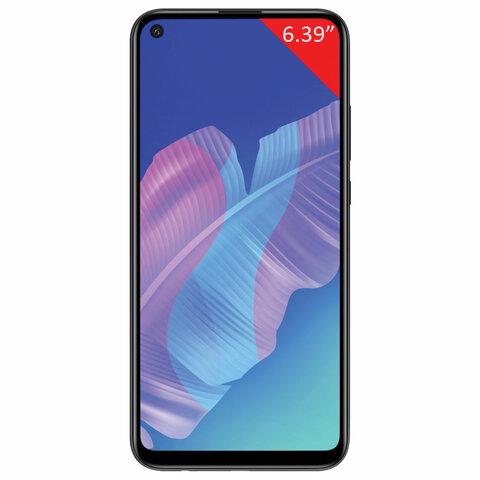 "Смартфон Huawei P40 lite E, 2 SIM, 6,39"", 4G (LTE), 8/48 + 8 + 2 Мп, 64 ГБ, microSD, черный, пластик, 51095RVT"
