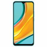 "Смартфон XIAOMI Redmi 9, 2 SIM, 6,53"", 4G (LTE), 13/8 + 8 + 5 + 2 Мп, 64 ГБ, зеленый, пластик, 28413"