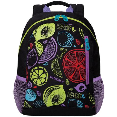 Рюкзак GRIZZLY молодежный, отделение для ноутбука,