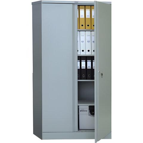 "Шкаф металлический офисный ПРАКТИК ""AM-1891"", 1830х915х458 мм, 47 кг, разборный, AM-18391"