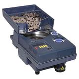 Счетчик монет SCAN COIN 303, 2700 монет в минуту, загрузка 1700 монет, отбор и подсчет монет одного номинала