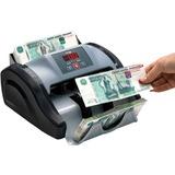 Счетчик банкнот CASSIDA KOLIBRI UV, 1000 банкнот/мин, УФ-детекция, фасовка, Kolibri