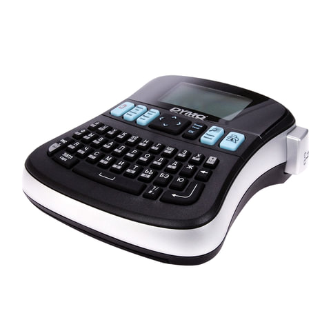 Принтер этикеток DYMO Label Manager 210D, ленточный, картридж D1, ширина ленты 6-12 мм, S0815220
