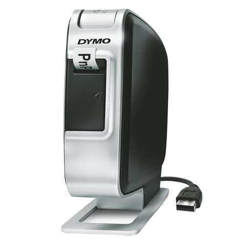 Принтер этикеток DYMO Label Manager PnP, ленточный, картридж D1, ширина ленты 6-12 мм, S0915350