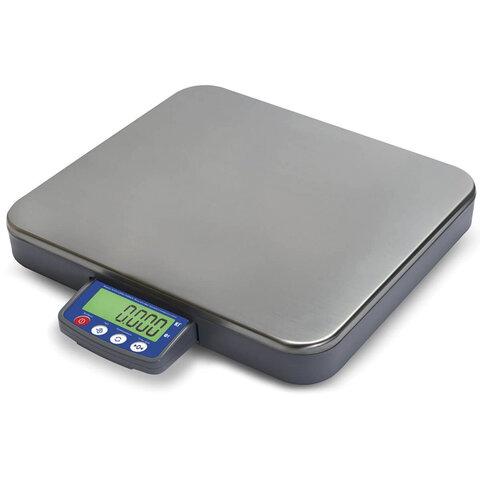 Весы напольные MERCURY M-ER 333BFU-150.50 LCD (0,4-150 кг), дискретность 50 г, платформа 405х355 мм