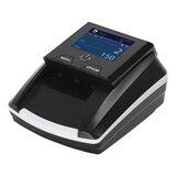 Детектор банкнот MERCURY D-20A TFT, автоматический, ИК, магнитная детекция, АКБ, черный