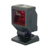 """Сканер штрихкода HONEYWELL MK3580 """"Quantum T"""", стационарный, лазерный, USB, кабель KBW, черный, MK3580-31C47"""
