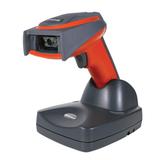 Сканер штрихкода HONEYWELL 3820i, индустриальный, беспроводной, фотосканер, USB, зарядная база, 3820ISR-USBKITB
