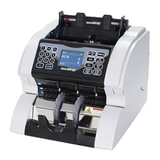 Счетчик-сортировщик банкнот MAGNER 100, 1100 банкнот/мин., ИК-, УФ-, магнитная- детекция, SYS-031164