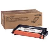 Тонер-картридж XEROX (106R01403) Phaser 6280/6280DN, черный, оригинальный, ресурс 7000 стр.