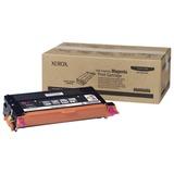 Тонер-картридж XEROX (113R00724) Phaser 6180/6180MFP, пурпурный, оригинальный, ресурс 8000 стр.