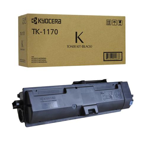 Тонер-картридж KYOCERA (TK-1170) M2040dn/M2540dn/M2640idw, ресурс 7200 стр., оригинальный, 1T02S50NL0