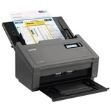 Сканер потоковый BROTHER PDS-5000, А4, 60 стр./мин, 600х600, ДАПД, сетевая карта, LCD (кабель USB в комплекте), PDS5000Z1