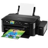 Принтер струйный EPSON L810, А4, 5760x1440 dpi, 37 стр./мин, LCD, СНПЧ, печать фото без ПК, C11CE32402