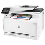 МФУ лазерное ЦВЕТНОЕ HP LaserJet Pro M277n (принтер, сканер, копир, факс), А4, 18 стр./мин, 30000 стр./мес., АПД, с/к NFC, б/к USB, B3Q10A