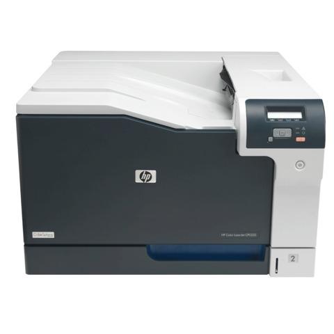 Принтер лазерный ЦВЕТНОЙ HP Color LaserJet Professional CP5225, А3, 20 стр./мин, 75000 стр./мес. (без кабеля USB), CE710A