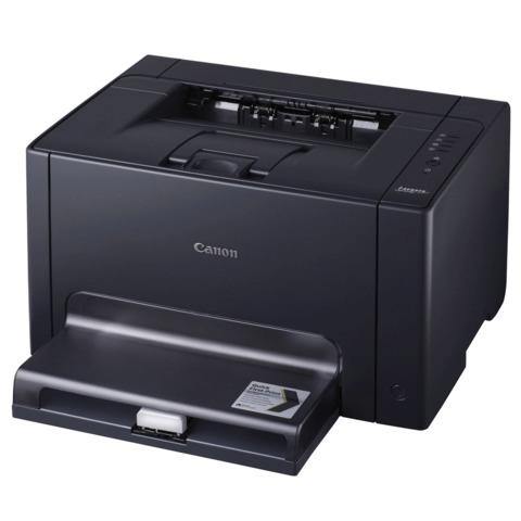 Принтер лазерный ЦВЕТНОЙ CANON I-SENSYS LBP7018C, А4, 16 стр./мин, 15000 стр./мес. (без кабеля USB), 4896B004