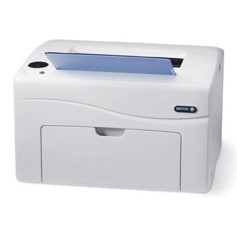 Принтер лазерный ЦВЕТНОЙ XEROX Phaser 6020BI, А4, 10 стр./мин, 30000 стр./мес., Wi-Fi (без кабеля USB), 6020V_BI