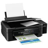 МФУ струйное EPSON L366 (принтер, копир, сканер), А4, 5760х1440, 33 стр./мин, с СНПЧ, Wi-Fi (без кабеля USB), C11CE54403