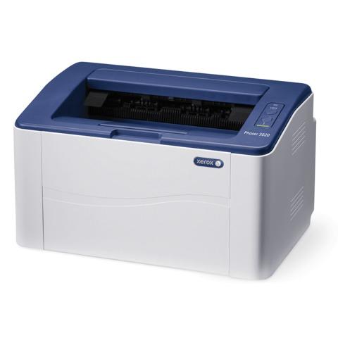 Принтер лазерный XEROX Phaser 3020BI, А4, 20 стр./мин., 15000 стр./мес., WiFi, 3020V_BI