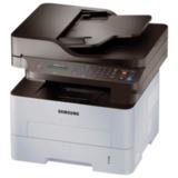 МФУ лазерное SAMSUNG Xpress SL-M2880FW (принтер, копир, сканер, факс), A4, 28 стр./мин., 12000 стр./мес., ДУПЛЕКС, АПД, Wi-Fi, с/к
