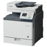 МФУ лазерное ЦВЕТНОЕ CANON iR C1225 (копир, принтер, сканер), 40000 стр./мес., ДУПЛЕКС, ДАПД, сетевая карта, без кабеля USB, 9548B008