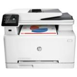 МФУ лазерное ЦВЕТНОЕ HP LaserJet Pro M274n (принтер, сканер, копир), А4, 18 стр./мин., 30000 стр./мес., сетевая карта, б/к USB, M6D61A