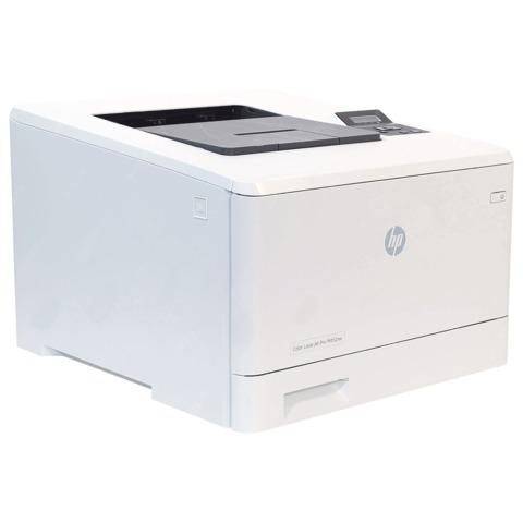 Принтер лазерный ЦВЕТНОЙ HP LaserJet Pro 400 M452nw, А4, 27 стр./мин., 50000 стр./мес., с/к., Wi-Fi, кабель USB в комплекте, CF388A