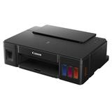 Принтер струйный CANON PIXMA G1400, А4, 4800х1200, 8,8 стр./мин, с СНПЧ (без кабеля USB), 0629C009