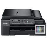 МФУ струйное BROTHER InkBenefit Plus DCP-T700W (принтер, сканер, копир), A4, 6000x1200, 11 стр./мин., Wi-Fi, АПД с СНПЧ, DCP-T700WR