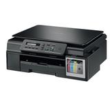 МФУ струйное BROTHER InkBenefit Plus DCP-T300 (принтер, сканер, копир), A4, 6000x1200, 11 стр./мин., с СНПЧ (без кабеля USB), DCP-T300R